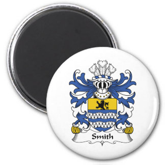 Smith Family Crest Magnet