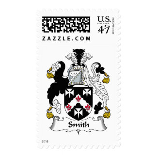 Smith Family Crest Postage