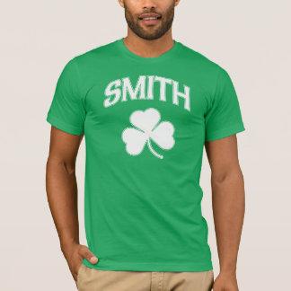 Smith Family Irish Shamrock T-Shirt