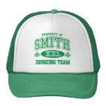 Smith Irish Drinking Team Hat