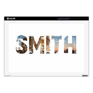SMITH LAPTOP SKINS