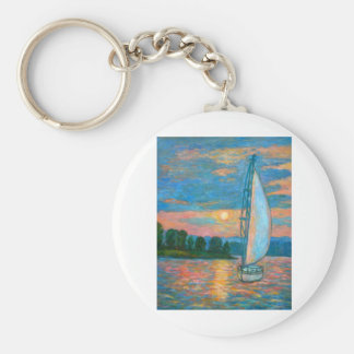 Smith Mountain Lake Keychain