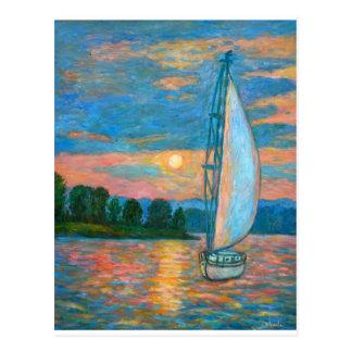 Smith Mountain Lake Postcard