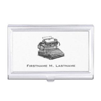 Smith Premier No. 2 Typewriter Business Card Holder