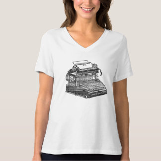 Smith Premier No. 2 Typewriter T-Shirt
