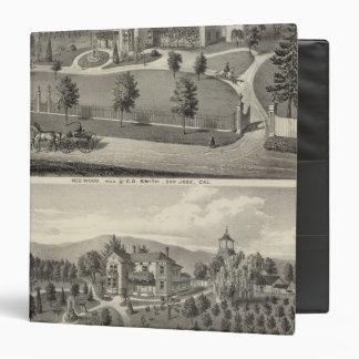 Smith, residencias de Evans