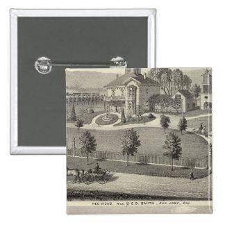 Smith, residencias de Evans Pin Cuadrado