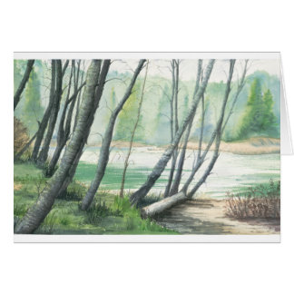 Smith River Tranquility Card