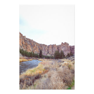 Smith Rock Bend Oregon Stationery