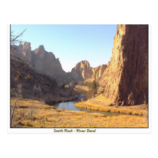 Smith Rock Postcard