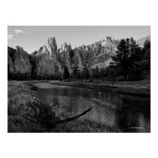 Smith Rock State Park II Poster