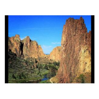 Smith Rock State Park Postcard