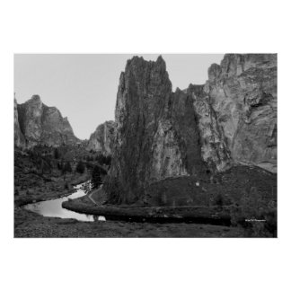 Smith Rock State Park Poster