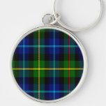 Smith Scottish Tartan Keychains