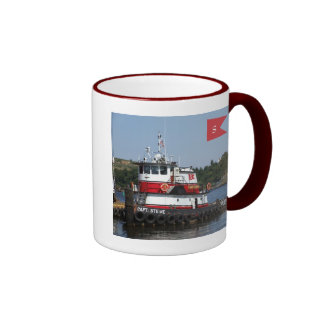 Smith Shipyard Ringer Mug