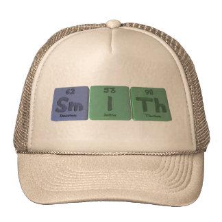 Smith-Sm-I-Th-Samarium-Iodine-Thorium.png Gorras