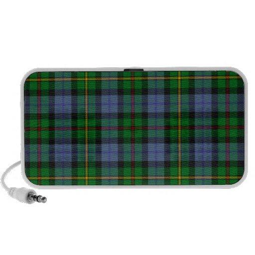 Smith Tartan Portable Speaker