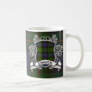 Smith Tartan Shield Coffee Mug