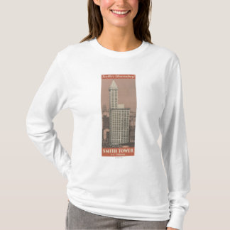 Smith Tower, Seattle's Observatory T-Shirt
