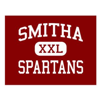 Smitha - Spartans - Middle - Marietta Georgia Postcard