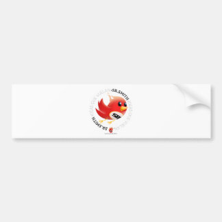 SmithBrand! products Car Bumper Sticker