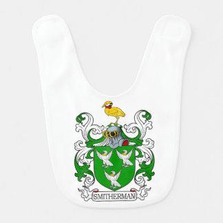 Smitherman Coat of Arms Bib