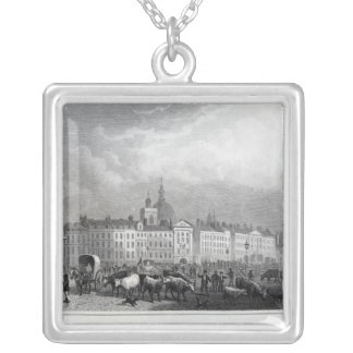Smithfield Market from the Barrs Silver Plated Necklace