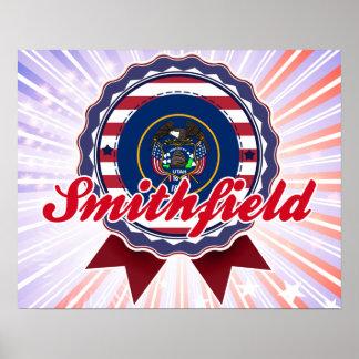 Smithfield, UT Poster