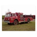 Smithland Volunteer Fire Department Postcard #1