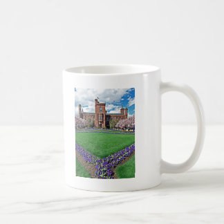Smithsonian Castle and Haupt Garden Coffee Mug