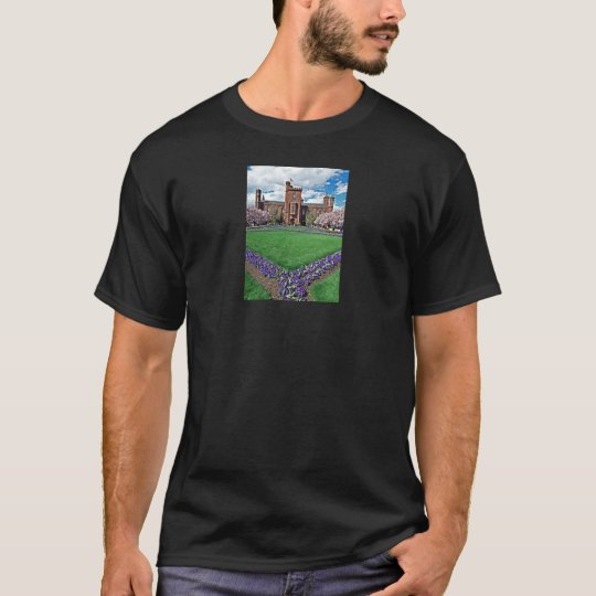 Smithsonian Castle and Haupt Garden T-Shirt