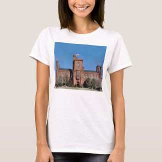 Smithsonian Castle in Washington, D.C. T-Shirt