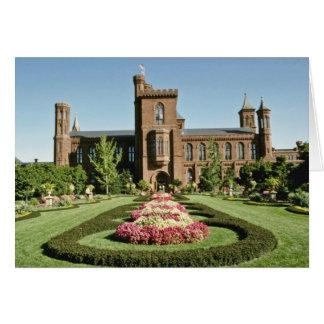 Smithsonian Institute and Enid Haupt Garden Card