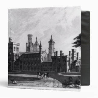 Smithsonian Institution from the South West Binder