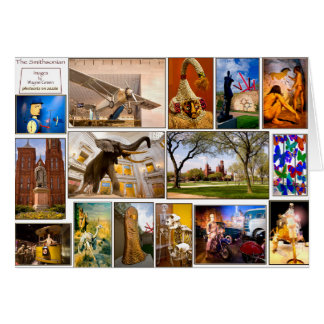 Smithsonian Museum - Washington D.C. Greeting Card