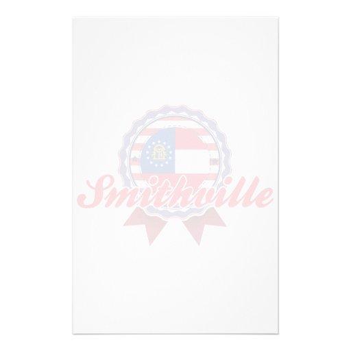 Smithville, GA Customized Stationery