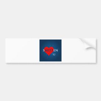 Smitten by Romney <3 Bumper Sticker