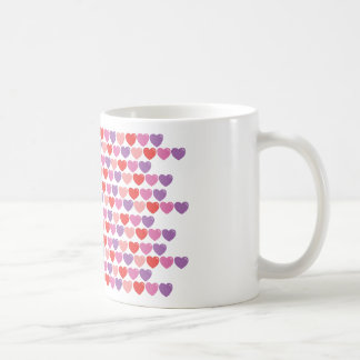 SmItten Hearts Coffee Mug