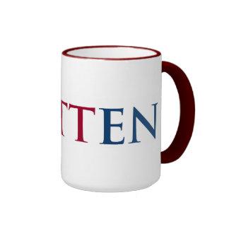 SMITTEN with Mitt Romney Mug