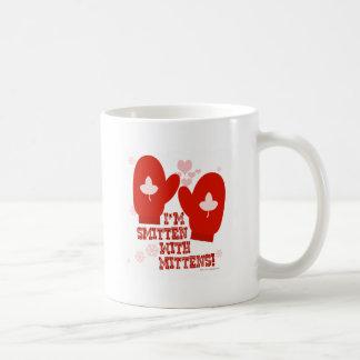Smitten with Mittens Coffee Mug