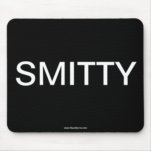 """SMITTY """"Cash"""" Mouse Pad"""