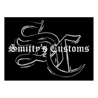 Smitty's Customs - Business Cards