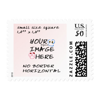 Sml Make your own stamps- No Border Horizontal Postage