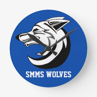 SMMS Wolves Clock 2