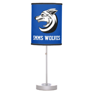 SMMS Wolves Lamp