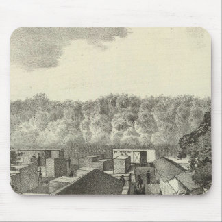 Smock & Buchanon, lumber dealers, Asbury Park, NJ Mouse Pad