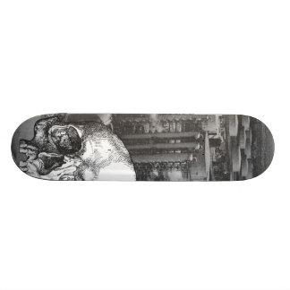 Smog City Skateboard Deck