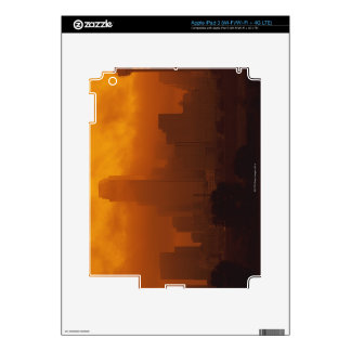 Smog in the City iPad 3 Skins