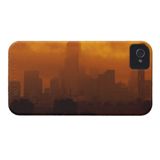 Smog in the City iPhone 4 Case