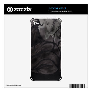 Smog phone skins skins for iPhone 4S